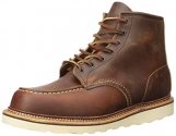 """Red Wing 1907 Heritage Moc 6"""" Boot Review"""