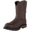 Ariat WorkHog Waterproof Work Boots Mens Round Toe Western Work Boot