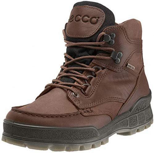 Ecco Mens Track II High GORE-TEX waterproof outdoor hiking Boot