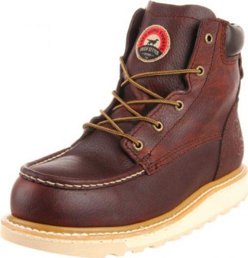 Irish Setter Men's 83606 6″ Aluminum Toe Work Boot