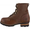 Skechers USA Mens Cascades Logger Boot