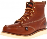 Thorogood Mens American Heritage 6 Moc Toe, MAXwear Wedge Safety Boot