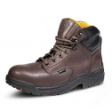 Timberland PRO Mens 26078 Titan 6 inch Waterproof Safety-Toe Work Boot Industrial