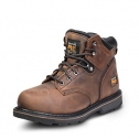 Timberland PRO Mens 6 inch Pit Boss Steel Toe Industrial Work Boot